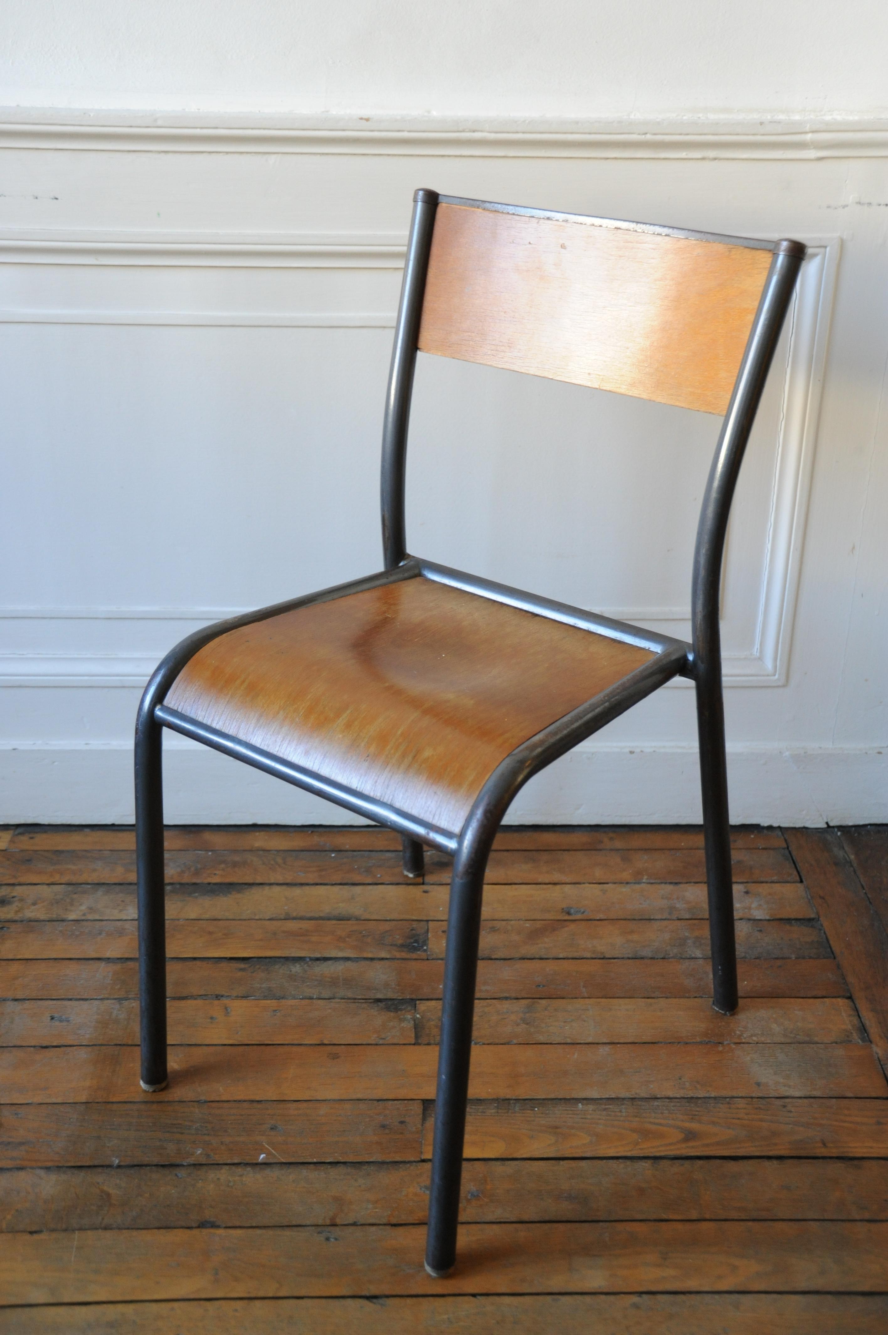 chaises mullca l 39 atelier de niguedouille. Black Bedroom Furniture Sets. Home Design Ideas
