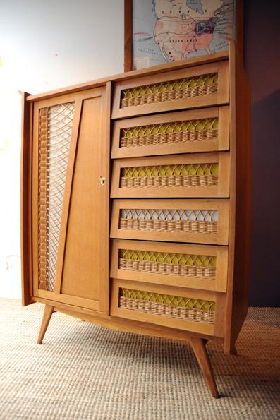 commodes et enfilades l 39 atelier de niguedouille. Black Bedroom Furniture Sets. Home Design Ideas