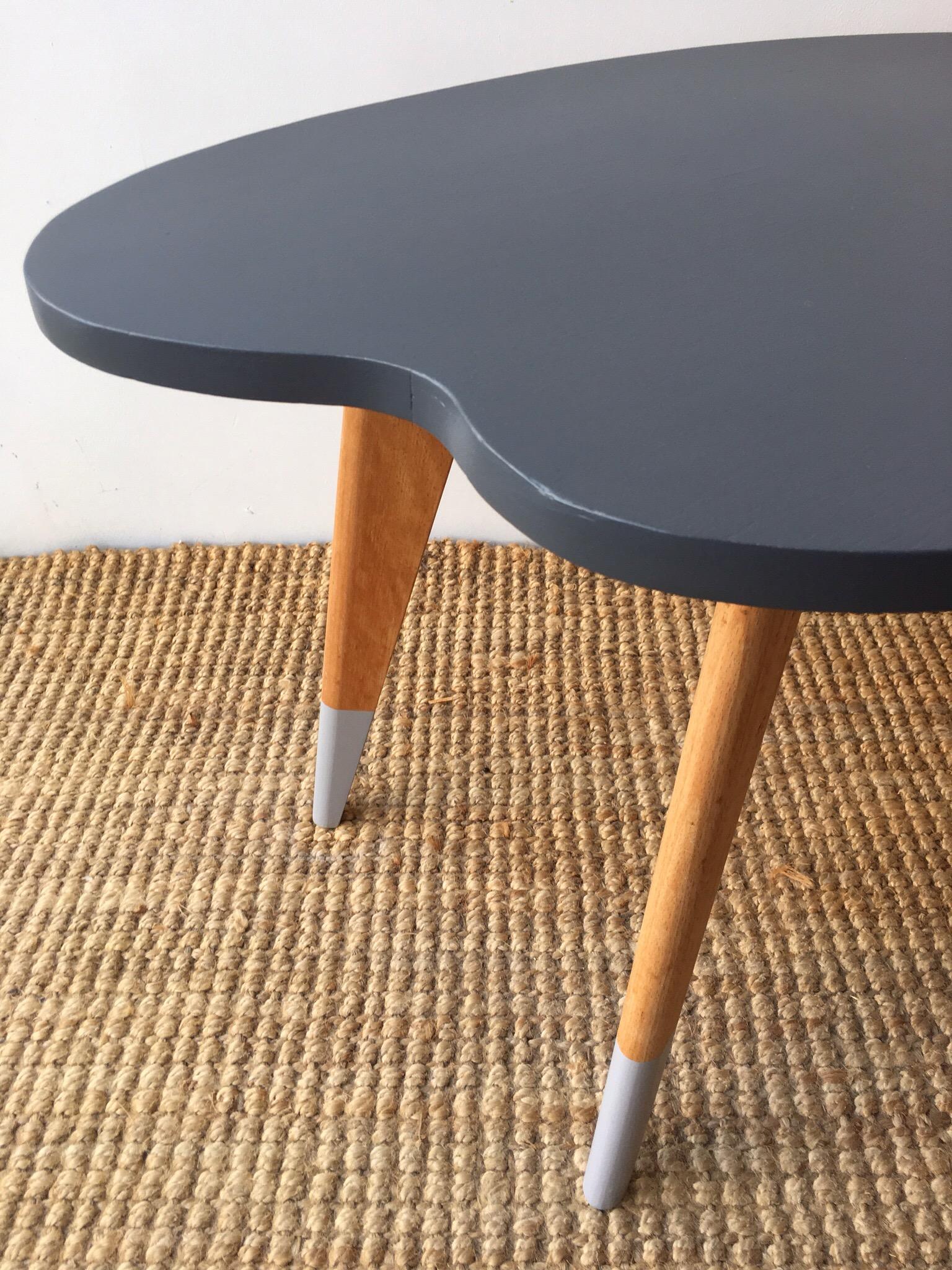Table Basse Haricot L Atelier De Niguedouille